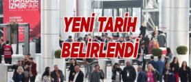 İzmir Marble Fuar Tarihi Belli Oldu